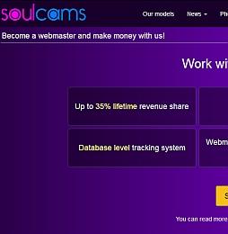 Soulcams Adult Affiliate Program