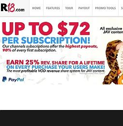 R18 Adult Affiliate Program