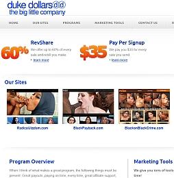 Duke Dollars Adult Affiliate Program