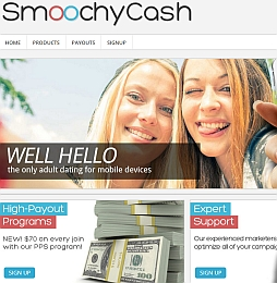 SmoochyCash Adult Affiliate Program