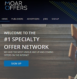 MOAR Offers Adult Affiliate Program