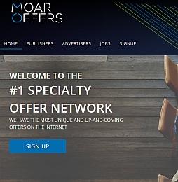 MOAR Offers Adult Affiliate Program