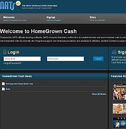 Homegrown Cash v2 Adult Affiliate Program