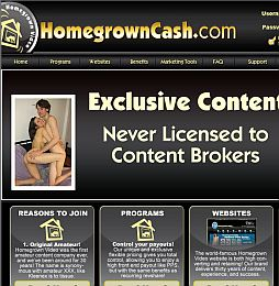 HomegrownCash Adult Affiliate Program