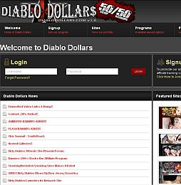 Diablo Dollars Adult Affiliate Program