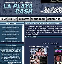 LA PLAYA CASH Adult Affiliate Program