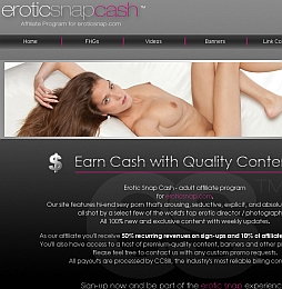 Erotic Snap Cash Adult Affiliate Program