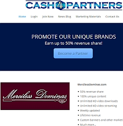 Cash4Partners Adult Affiliate Program