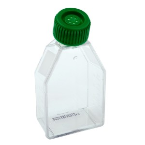 Tissue Culture Flask - 50mL, Vent Cap, Sterile