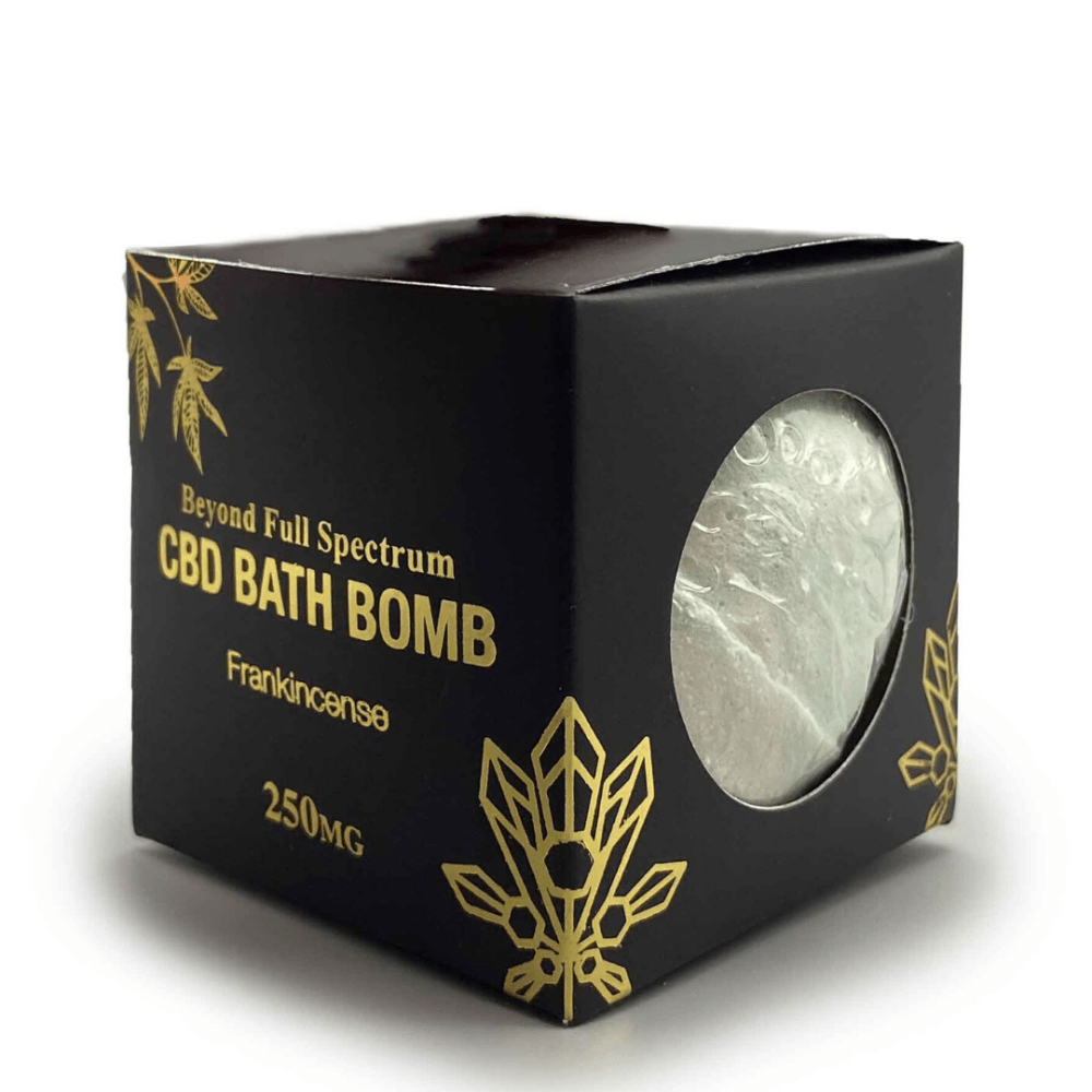 CBD Bath Bomb - Quality CBD - Madison WI