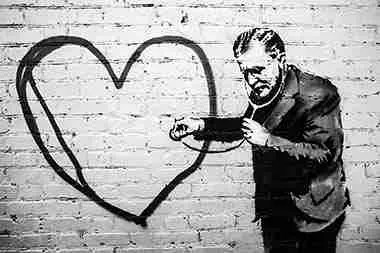 heart diagnosis by Banksy doctor