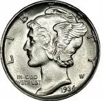 Mercury Dime, Silver Dime, Silver Coins, Buy Silver, Sell Silver, Tampa, New Port Richey, Florida, qualitycoinandgold.com