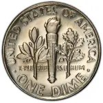 Roosevelt Dime, Silver Dime, Silver Coins, Buy Silver, Sell Silver, Tampa, New Port Richey, Florida, qualitycoinandgold.com