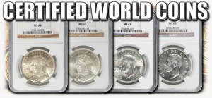 PCGS, NGC, ANACS, Sell Foreign Coins, Sell World Coins. Sell Coins, Coin Shop, Quality Coin and Gold, Tampa, New Port Richey, Florida,