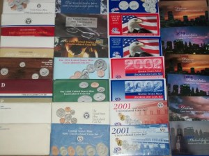 Sell Proof Set, Coin Dealer, Tampa, New Port Richey, Florida