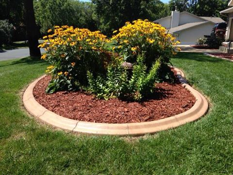 quality landscape curbing serving