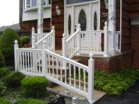 PVC Railings  Quality Fence Company  www.qualityfence