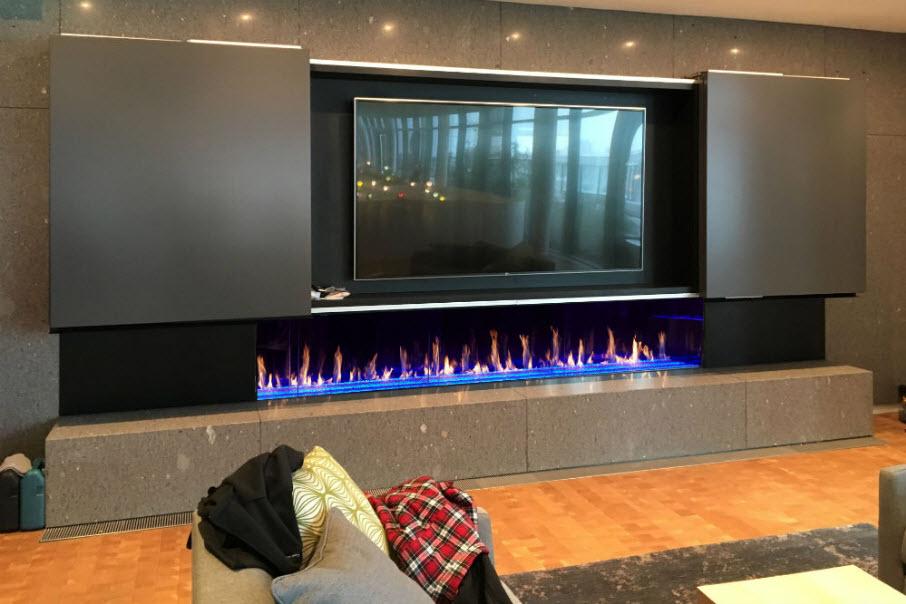 DaVinci Custom Fireplaces  Quality Fireplace  BBQ