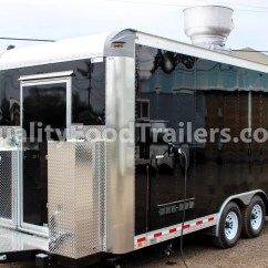 Kitchen Trailer Ikea Appliances 16ft X 8ft Mobile Q169 Quality Food Trailers