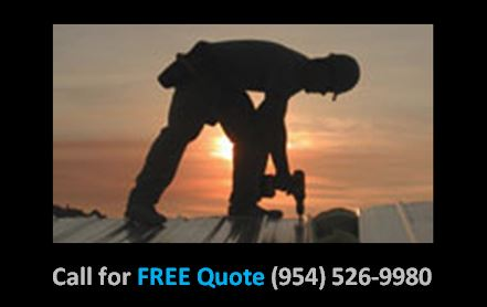 Roofing Contractors Hollywood FL