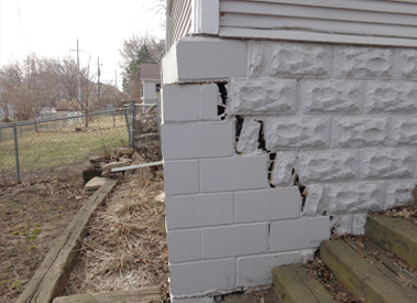 Quality Foundation Repair - Sinking Foundations