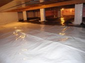 Quality Foundation Repair - Crawl Space Vapor Barrier / Sealed