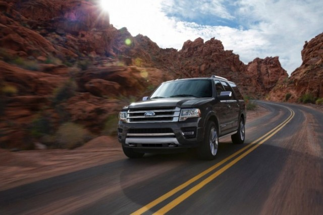 Ford Unveils Further Details of 2015 Expedition