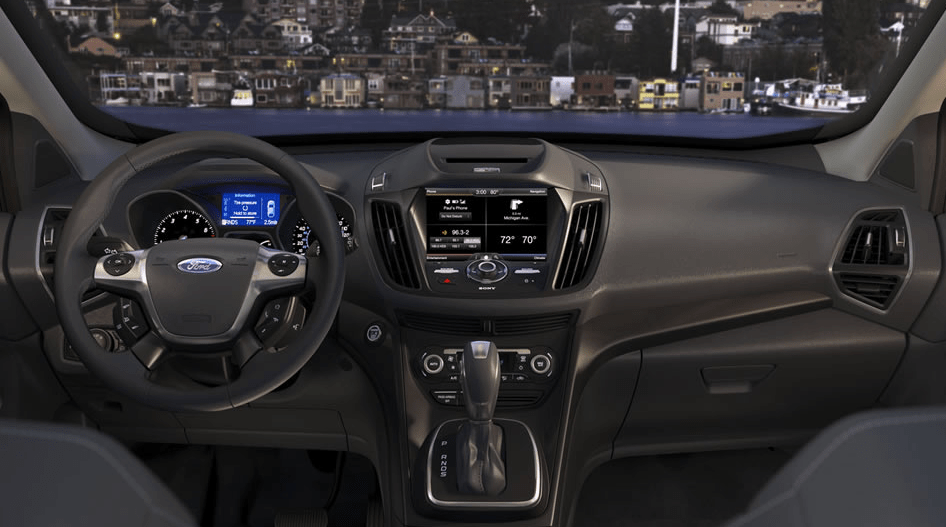 Travel Smarter with SiriusXM and Travel Link featured in the Ford Escape