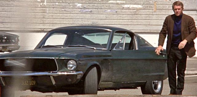 The Ford Mustang at the Movies