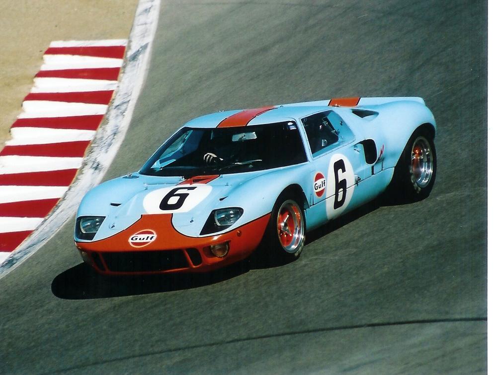 GT40 – The Ferrari-Beater