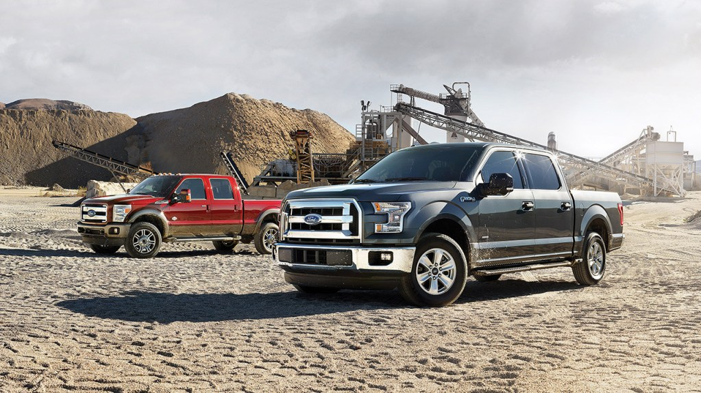 FORD NAMED BEST OVERALL TRUCK BRAND IN 2015 KELLEY BLUE BOOK BRAND IMAGE AWARDS