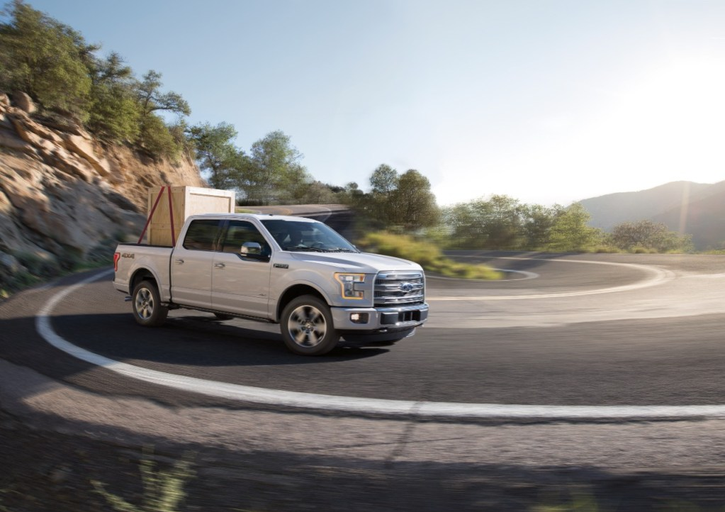 F-150 Performance Enhanced by New Sport Mode