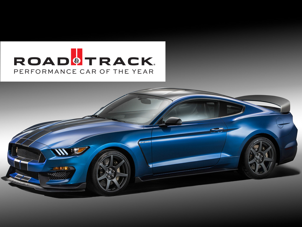 Vroom Vroom! And, the Award Goes To…