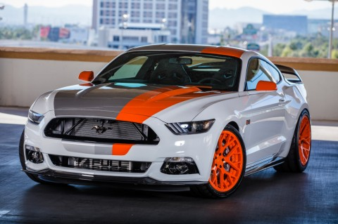 Ford Does It Again! Ford Mustang, Focus and F-Series All Win Awards at 2015 SEMA Show