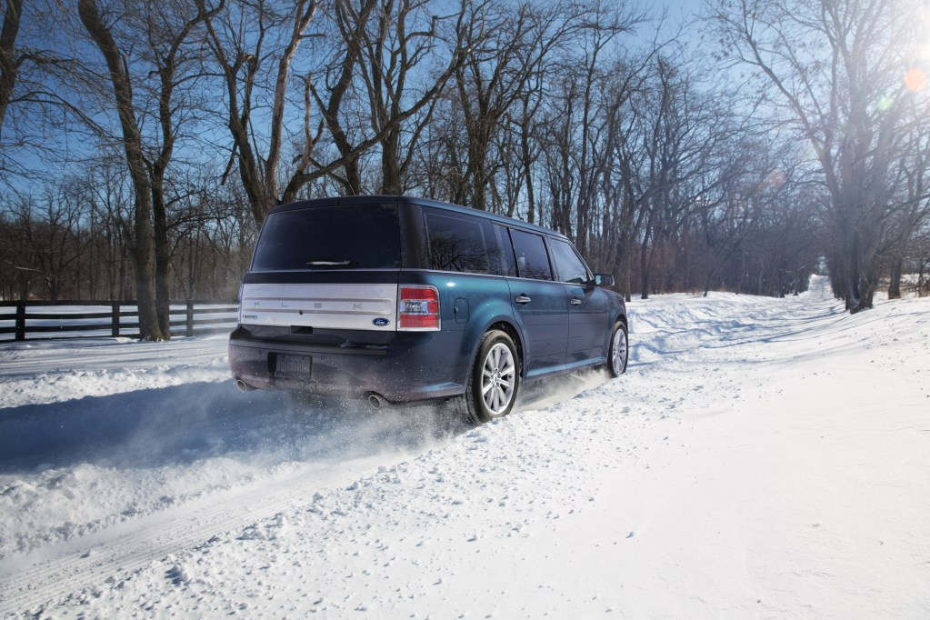 It's Almost Time! Here's How to Winterize Your Ford Vehicle