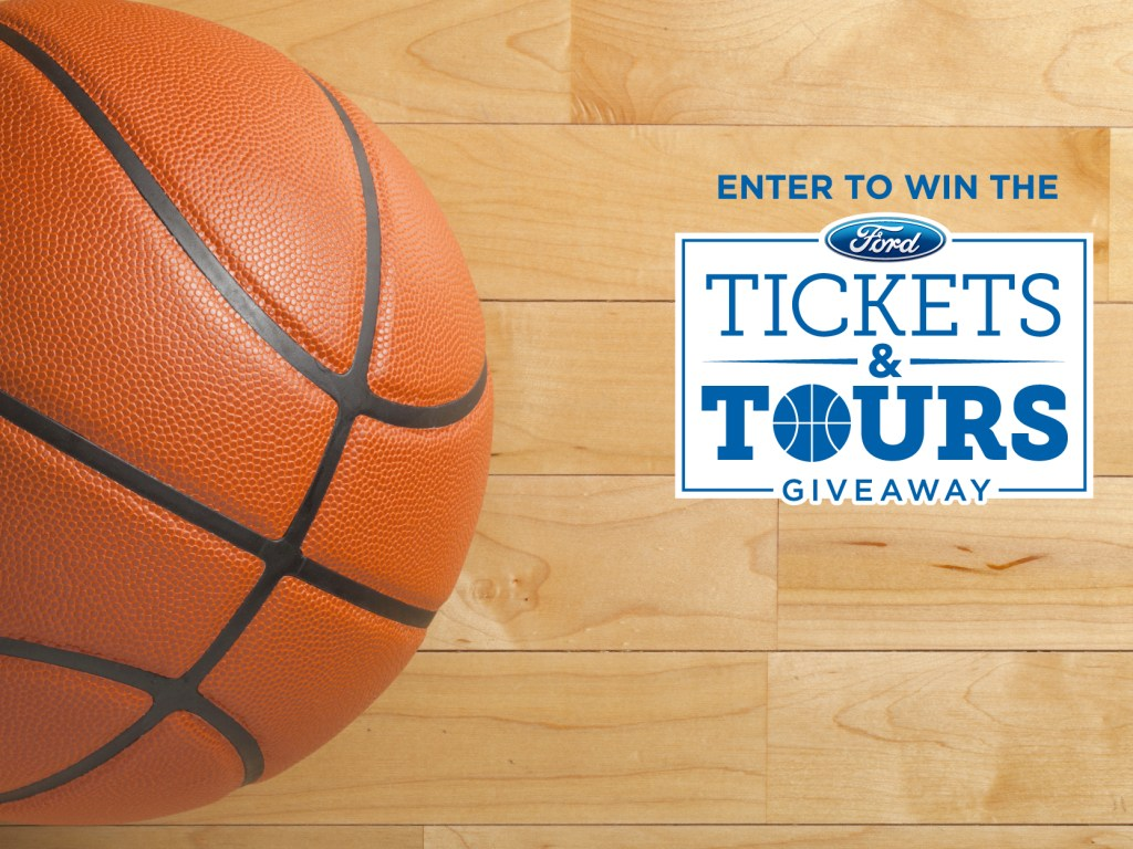 Ford Tickets and Tours Giveaway Contest