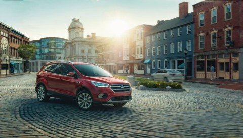 Production Begins on the 2017 Ford Escape