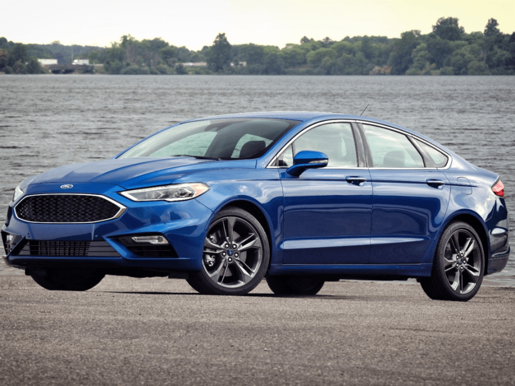 Seven Ways Sport Mode Transforms your Ford Fusion V6