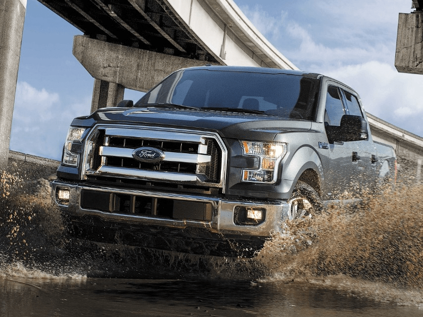 Ford F-150 Picks Up Top Green Vehicle Award For Pickups In 2017