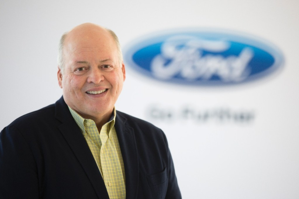 Ford Names New CEO to Lead Company