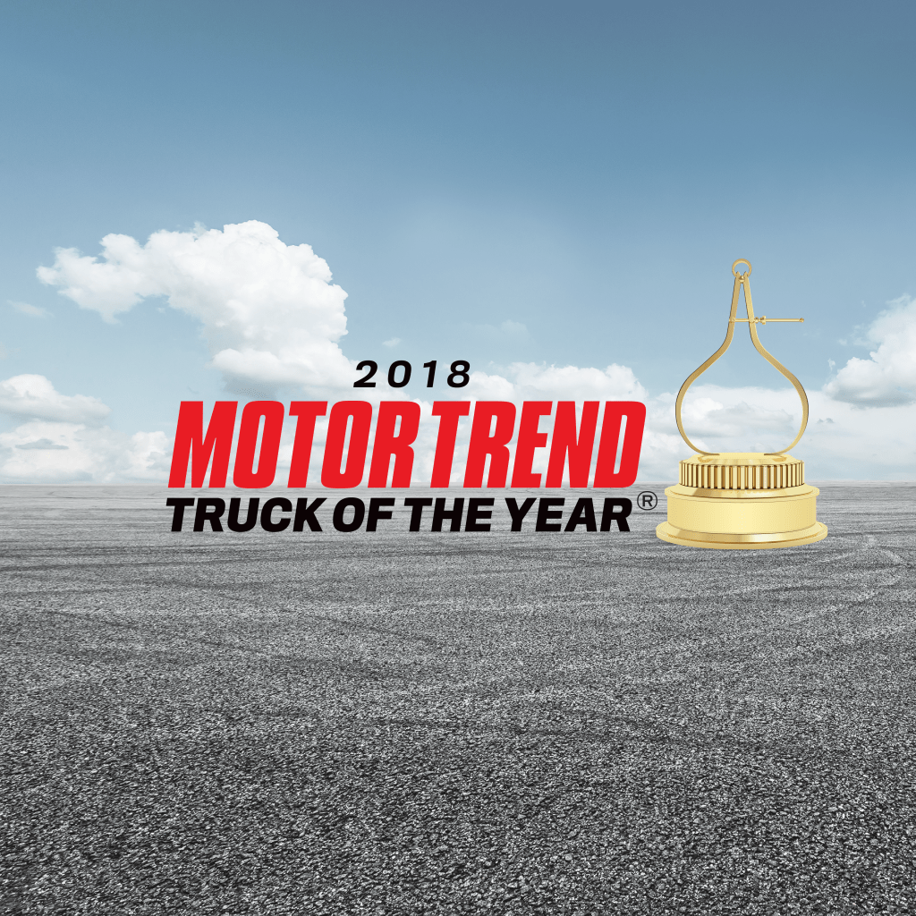 The 2018 Truck of the Year
