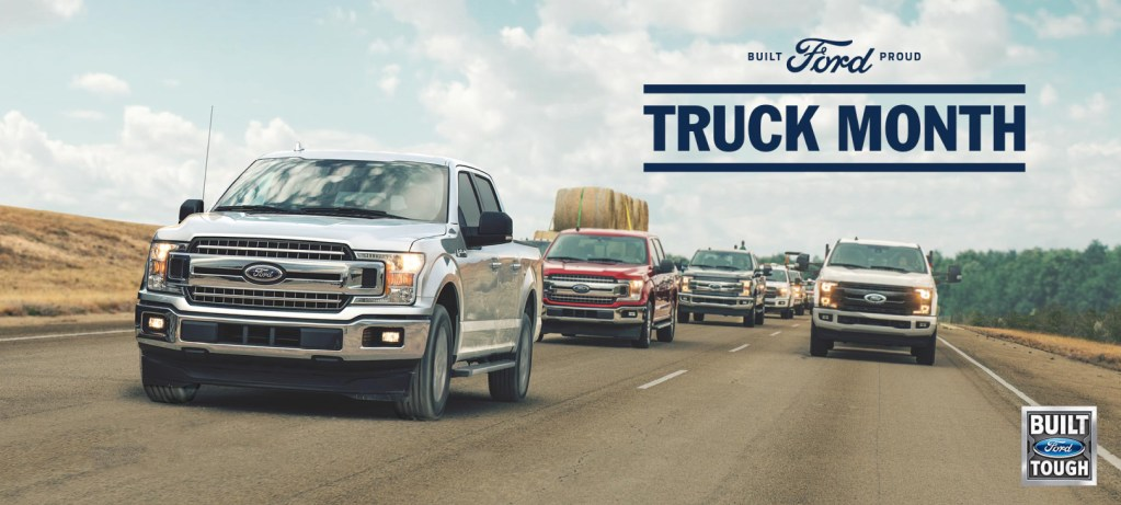 Truck Month is Here! Join the Stampede with the All-New Ford Ranger