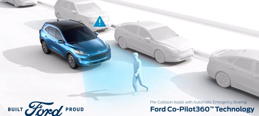 Drive Confidently with Ford's Co-Pilot 360™ Technology