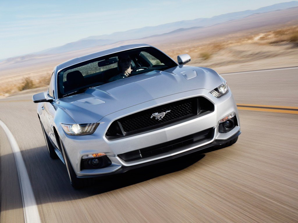 2015 MUSTANG SALES OFF TO HOT START! BEST NOVEMBER SINCE '06!