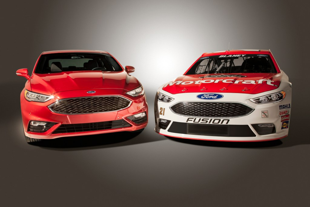 Ford Motor Company Wins NASCAR 'Driving Business Award'