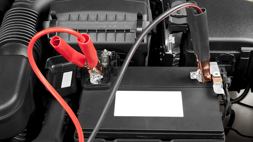 Do YOU Know How to Jump-Start Your Car?