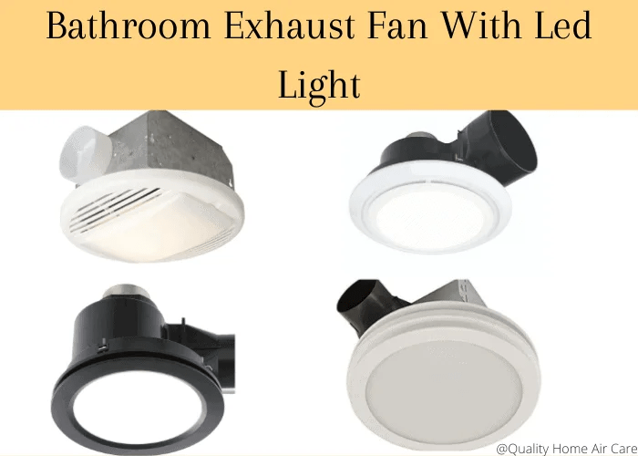 8 best bathroom exhaust fan with led