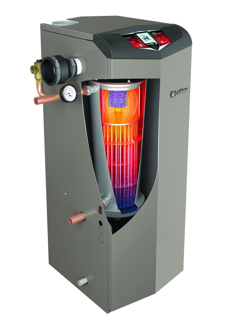 Lochinvar Boiler System Installation