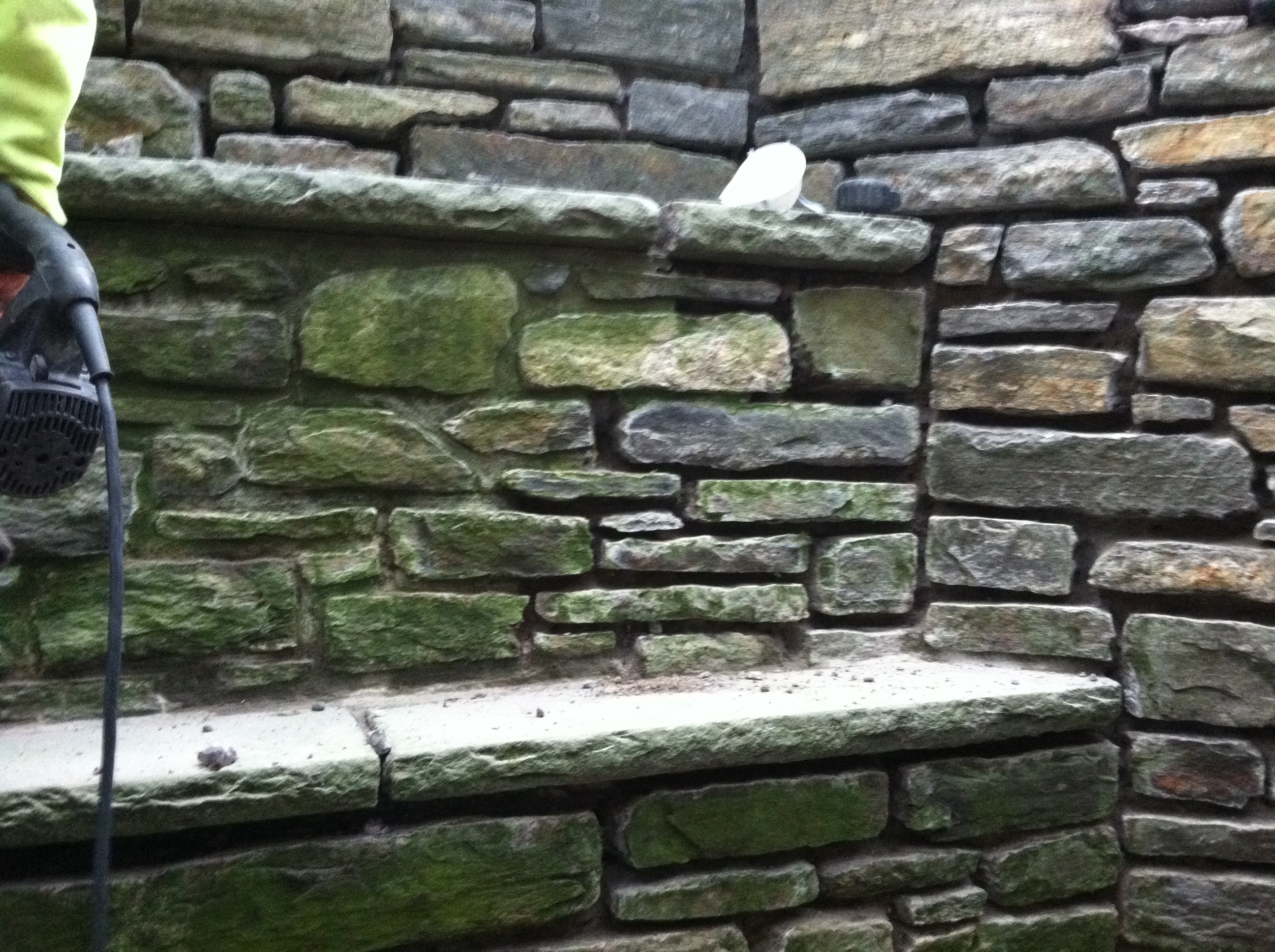 Restorating Stone work in western ny