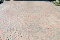 Custom Brick Paving